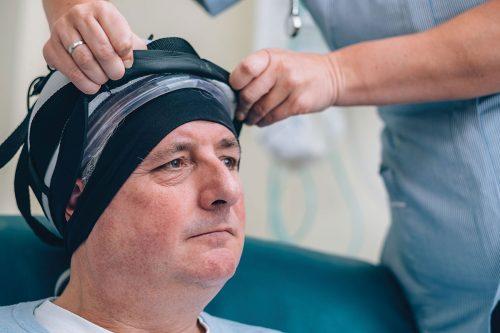 Paxman Kopfhautkühlung Mann